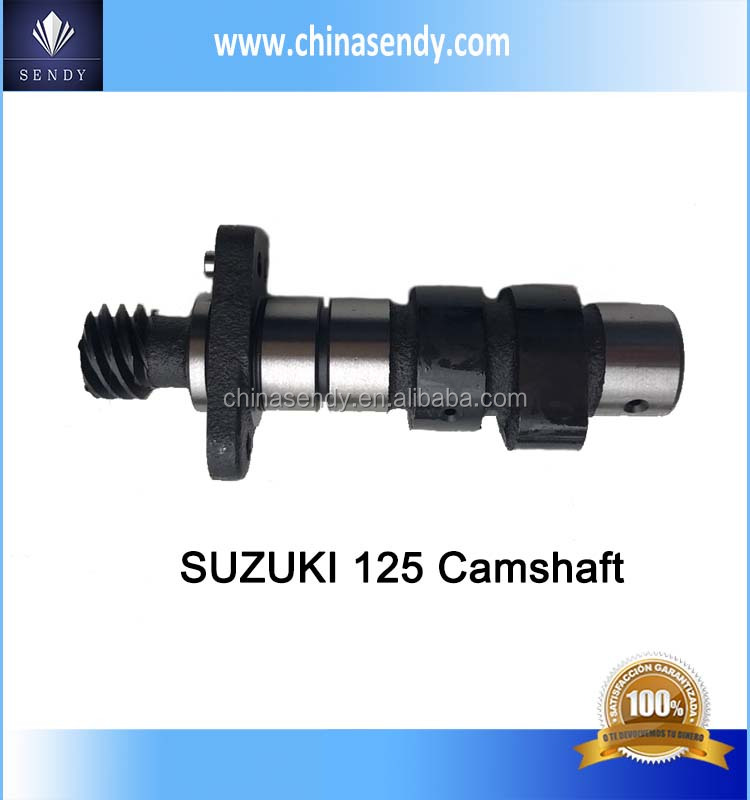 Suzuki 125 Motorcycle Engine Parts Camshaft
