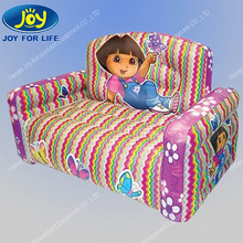 2014 cheap pink chesterfield inflatable sofa, inflatable couch for kids