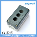 SAIP/SAIPWELL 137*68*54 Hot Sale Pushbutton Electrical Plastic IP65 Waterproof ABS Enclosure