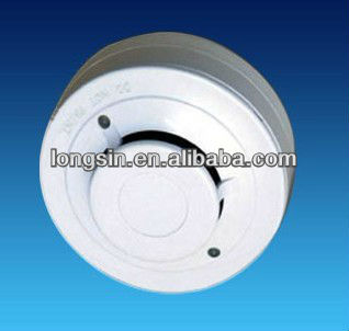 fire alarm system/security system optical network smoke detector /sensor with dustproof and mothproof