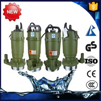 QDX15-10-0.75 submersible pumps