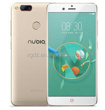 Original Nubia Z17 Mini 64GB ROM Mobile Phone Two Back Camera Snapdragon 653 MSM8976 5.2 Inch Dual SIM Cards Ultra Slim