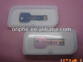Key shape usb flash