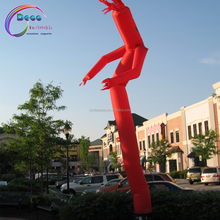 Hot sale cheap customized size giant mini inflatable air dancer / sky dancer / inflatable air man dancer