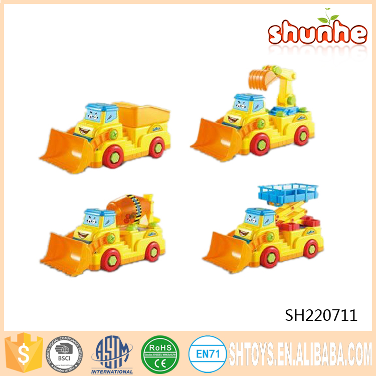 Electric light EN71 universal electric toy car for children