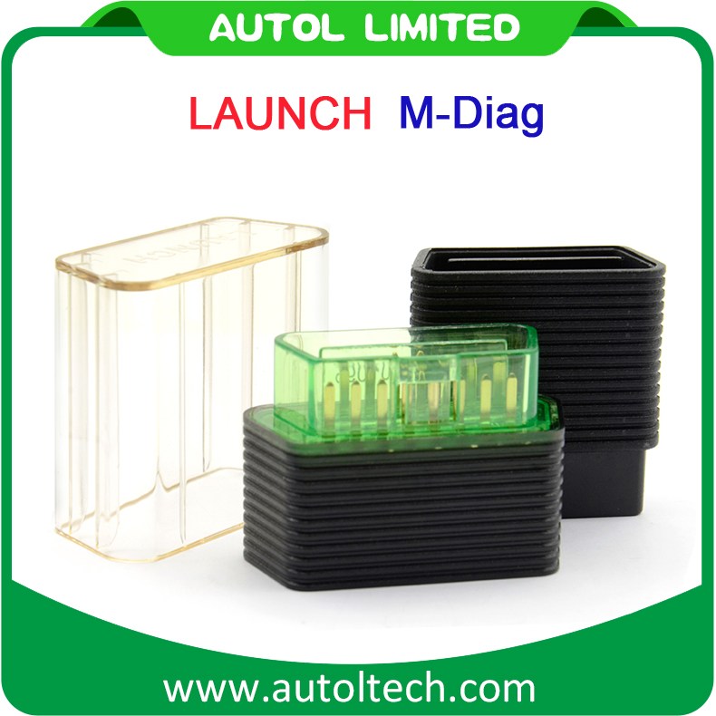 Original Launch M-Diag Lite Plus For Android/iOS 2 in 1 with one car software free MDiag Lite Plus better than Launch Idiag