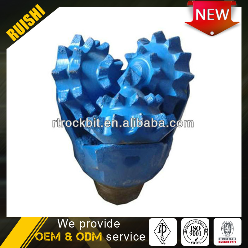 "API 4 5/8"" steel tooth tricone bit/Drill Bit For Oil And Gas"