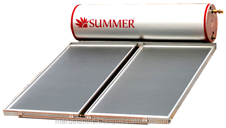 SUMMER SOLAR HOT WATER HEATER