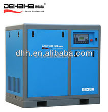 China best service remarkable quality CE certificate machine air compressor