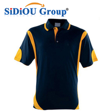 sublimation 100 polyester polo style rugby shirt