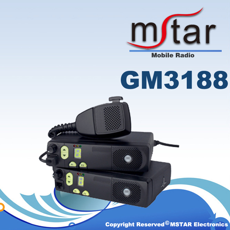 high quality  GM-3188 Wireless Dual Band car  Radio