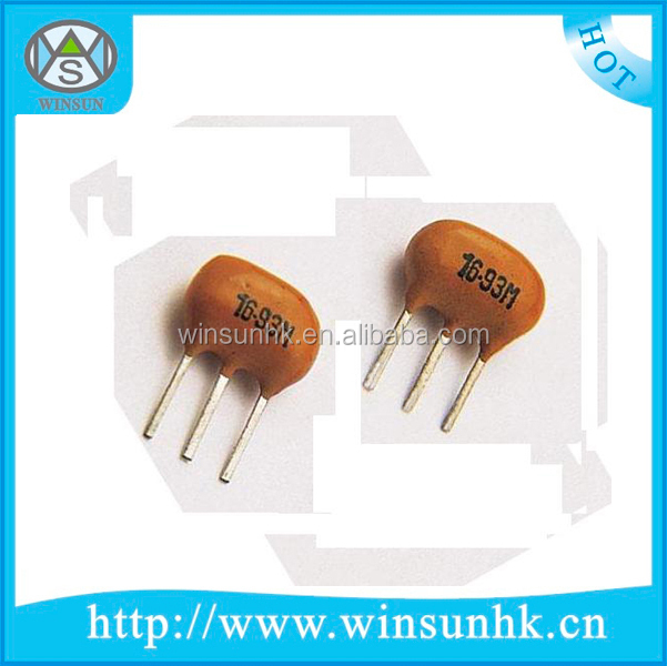 High Quality ZTT/ZTA Series DIP Ceramic Resonator