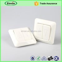 Made in China electric switch symbols electric roller shutter switch