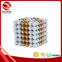 hot selling strong D5mm 0.48g 216pcs rare earth ball neodymium magnets cube