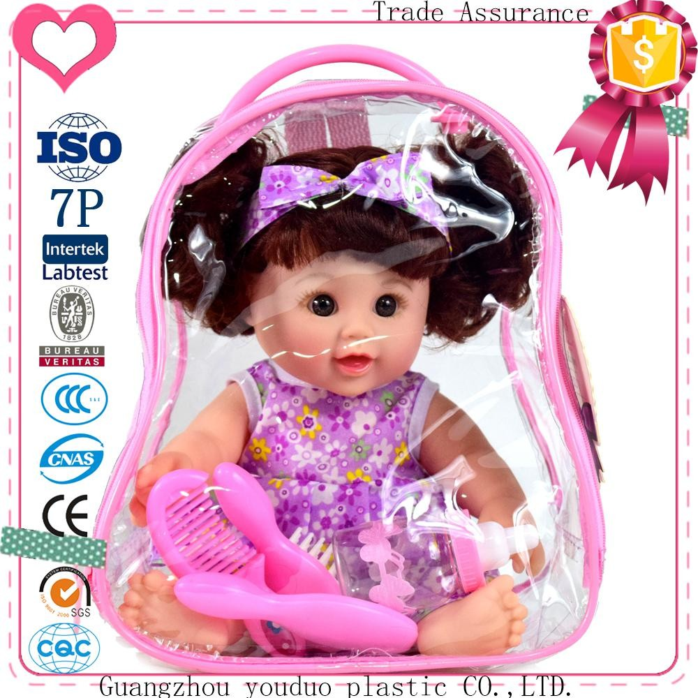 Real Doll 12 Inch Dolls For Kids Hot Sale Factory