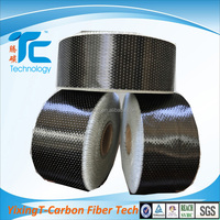 Unidirectional Carbon Fiber cloth