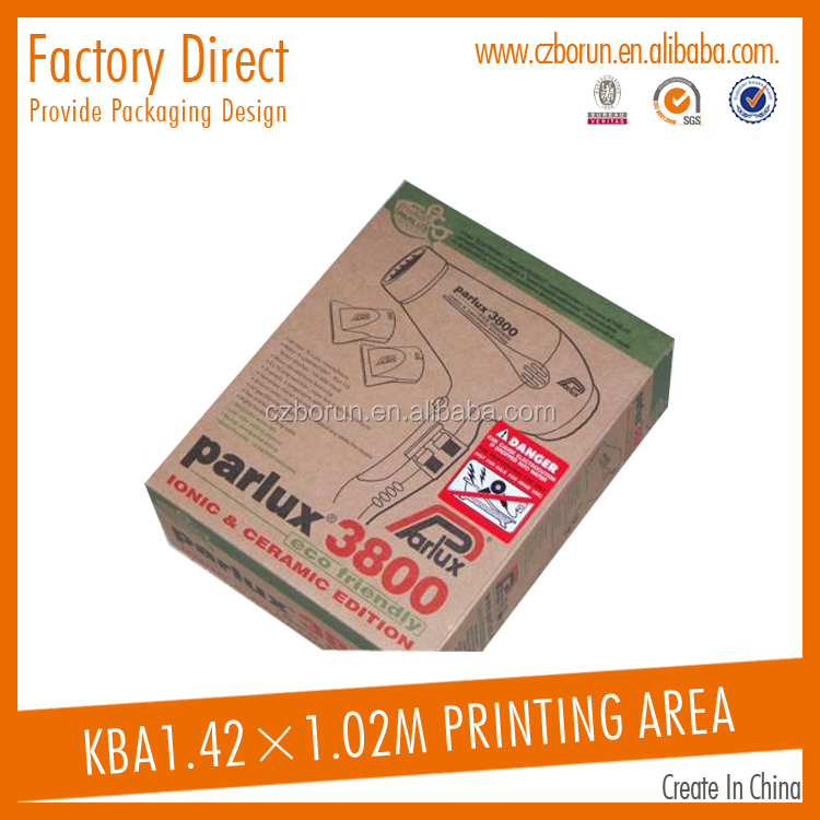 Factory price paper box gift box packaging box export to India