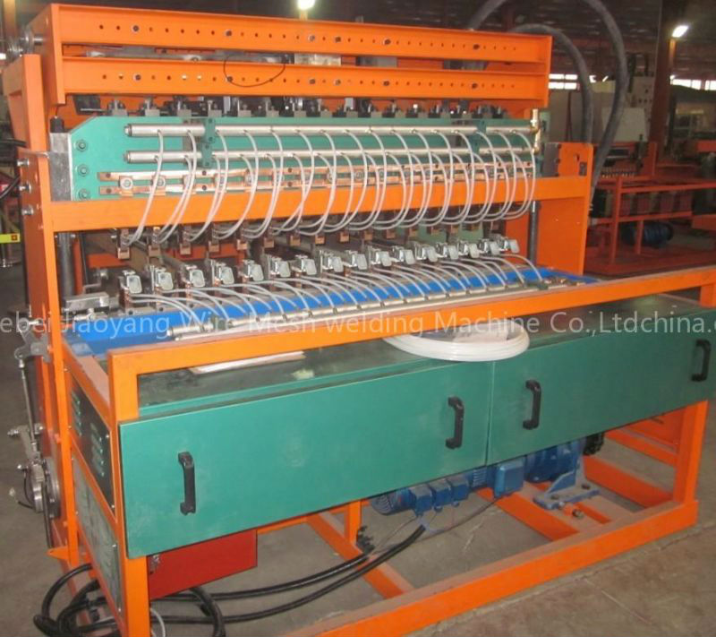 new generation Mine timbering mesh welding machine