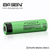 2016 New Basen NCR 18650B li-ion 3400mAH 3.7V battery VS 18650 3100mah, 3200mah, 2900mah, 2250mah battery
