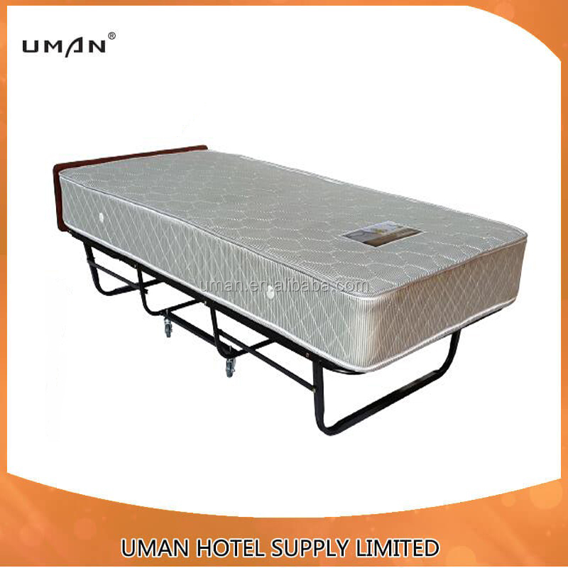 Luxury Hotel Folding spring metal Extra Bed