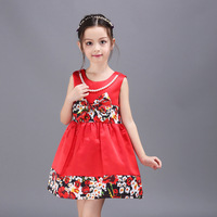 C71037A High Quality For 2-10 Years Girls Formal Flower Girl Dress Patterns
