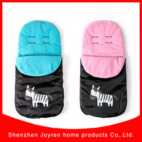 Infant Foot Cover Comfortable Material Warm Baby Stroller Footmuff
