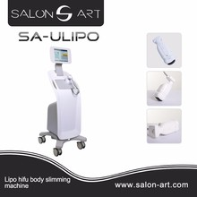 Best liposonic ultrasound hifu fat removal / body slimming machine SA-ULIPO