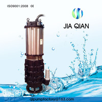 High Head Drainage Vertical Multistage Submersible Centrifugal Pump
