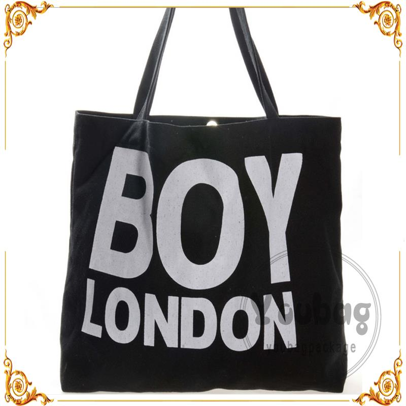 New design full printing tote cotton bag made in China