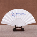 Factory direct supply customized promotional gift plastic hand fan