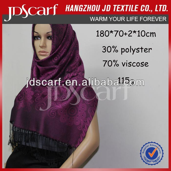 the newest ladies scarf muslim hijab arabic style