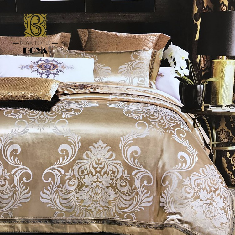Factory Direct Sales European and American style Bed Linen Packaging Bedding Set