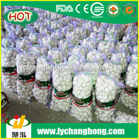 [HOT]2016 China natural fresh Garlic for wholesale/lowest price fresh white garlic