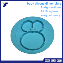 Cheap One Piece Baby Silicone Placemat