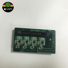 New model for solvent printer ver.1.0 konica km512i printhead byhx pin head connector
