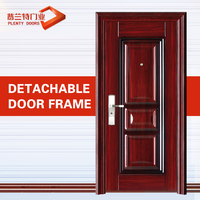 wholesale cheap stainless steel door indoor