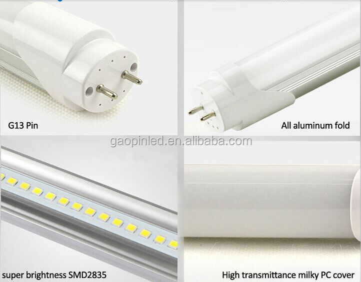 1200mm t8 pink refrigerator led tube lights led fresh meat tubefor fresh food case /meat counter /supermarket