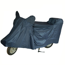 PE Anti UV function heated motorcycle tent cover