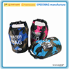 hot sale camouflage 5L barrel sport travel bag drifting bucket bag