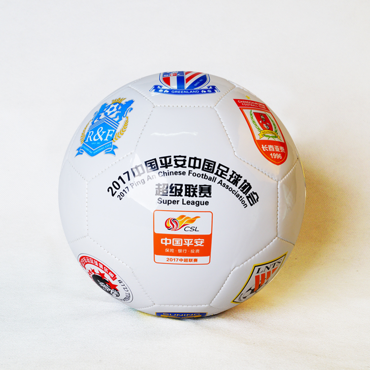 Manufacturer promotional machine stitched creative customized gift soccer ball