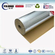 Roofing heat reflective scrim reinforced foil faced insulation