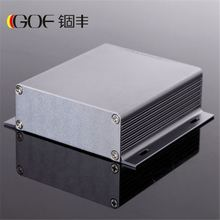 104*28*120(w*h*l)aluminum enclosure die casting parts electric distribution box