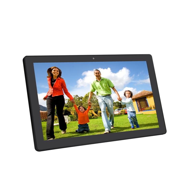 OEM vidéo photo musique autoplayer 18.5 pouces cadre numérique lecteur publicitaire mural - ANKUX Tech Co., Ltd