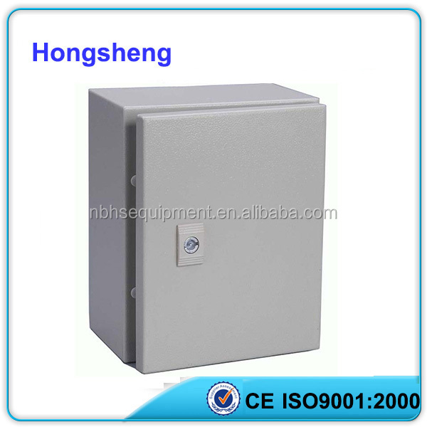 IP55 Wall Mounting Metal Enclosure or Metal distribution box or life proof enclosure
