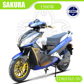 72V20ah 1200W battery power scooter electric