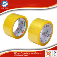 Factory Bopp Heavy Duty Brand Names Printed Adhesive Tapes
