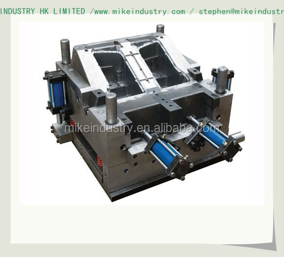 Used/ almost New Plastic Injection Mould for swing car production in HONG KONG UG PRO/E SOLIDWORKS