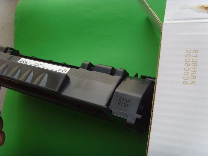 compatible C4092A black toner cartridge for HP lj1100,3200,3200S