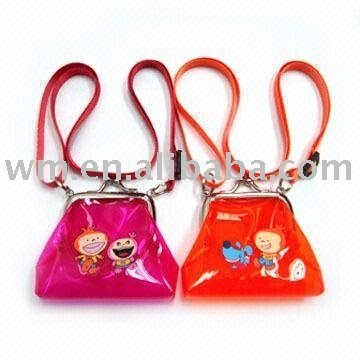 Fashion nice design custom coin purse for kids