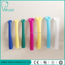 Disposable dental surgical suction tip